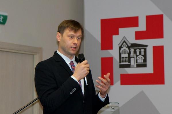 Виталий Стадников является советником губернатора Самарской области по вопросам градостроительства