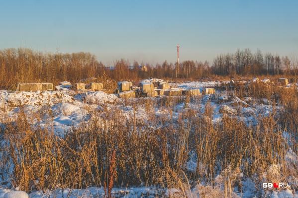 Зонирование на Бахаревке решили вернуть к исходному варианту, так как за последние шесть лет жилье там так и не построили