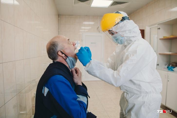 Ярославские власти предполагают, что в июне ситуация с коронавирусом может стабилизироваться