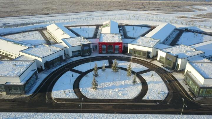 Власти рассказали, чем оснащен новый COVID-госпиталь в Стерлитамаке