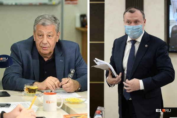 Аркадий Чернецкий считает, что Алексей Орлов не станет менять выстроенную систему управления Екатеринбургом