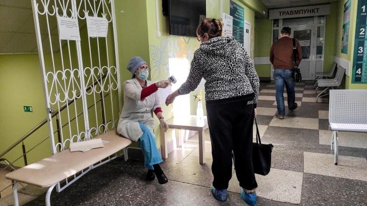 Заболеваемость стабильно высокая: еще 447 нижегородцев заразились коронавирусом