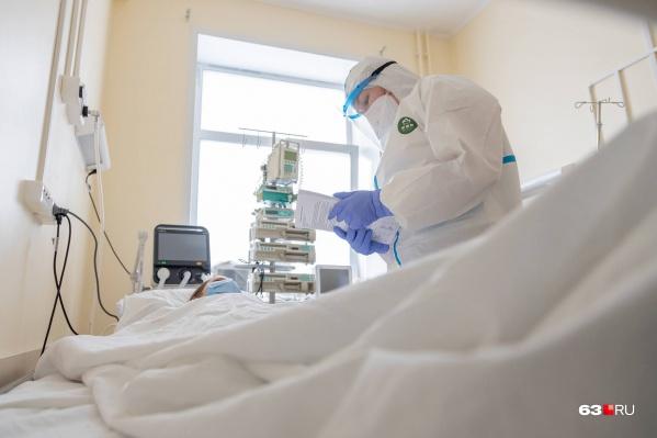 С начала пандемии в Кузбассе заболели больше 59 тысяч человек