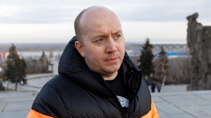 «Я мечтал о небе»: звезда сериала «Полицейский с Рублёвки» вернулся в Волгоград и не жалеет об этом