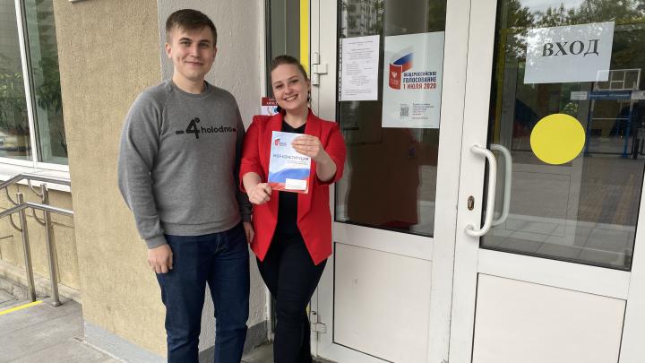 Как голосовали в Вологде: фоторепортаж с избирательных участков