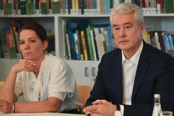 Анастасия Ракова в Тюменской области возглавляла аппарат губернатора Сергея Собянина. Потом вместе с ним переехала в Москву