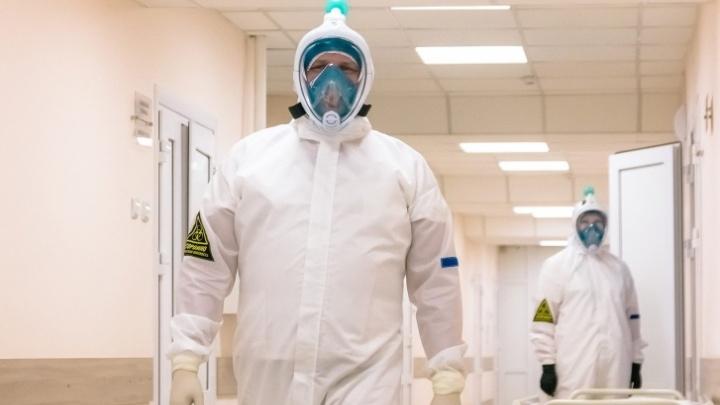 Готовятся к худшему? В Самарской области развернуто больше 2 тысяч коек для больных COVID-19