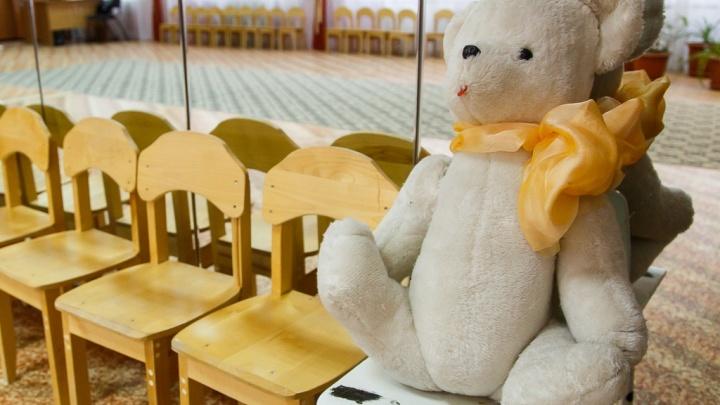 Всех продезинфицировали: детские сады Волгограда будут работать без каникул