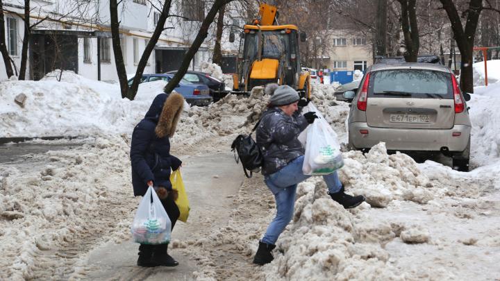 Доставайте резиновые сапоги и пальто: в Башгидрометцентре рассказали, какая погода будет в марте