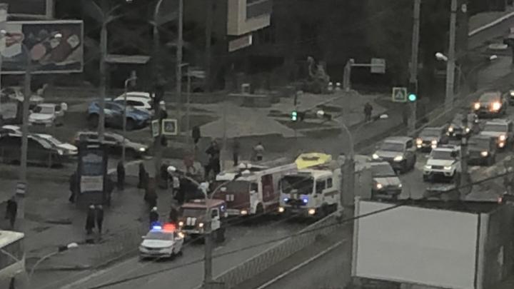 В центре Архангельска пожарный автомобиль насмерть сбил ребенка