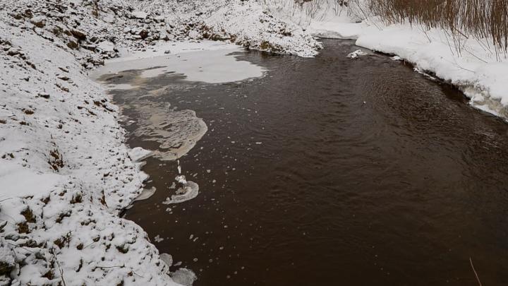 На Уктусе рыбак нашел в реке ручную противопехотную гранату