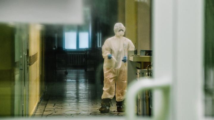 В оперштабе Самарской области рассказали о новой смерти от коронавируса