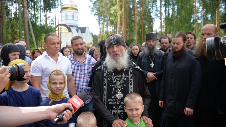 Екатеринбургская епархия нашла свидетельства насилия над детьми в монастыре отца Сергия