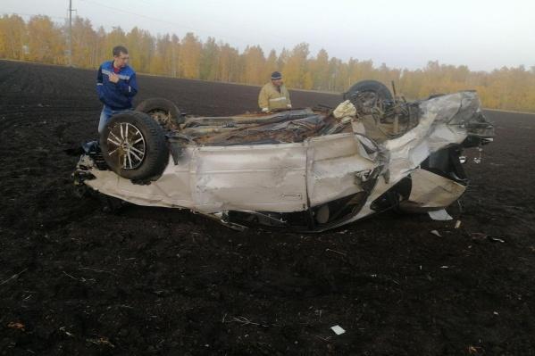 Обстоятельства и причины аварии устанавливаются