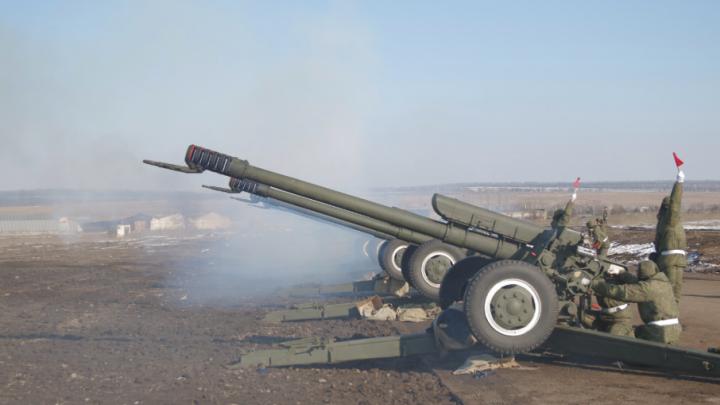 В Ростове в честь Дня защитника Отечества произведут 30 артиллерийских залпов