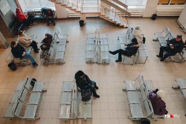 Всего за время пандемии COVID-19 в Тюменской области выявили у 9428 жителей
