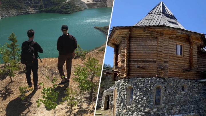 «Уральская Швейцария»: ночуем в усадьбе-крепости и гуляем по горам, где спрятаны сокровища