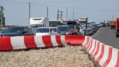 Не пытайтесь покинуть Нижний Новгород: выезды из города встали в пятничных пробках