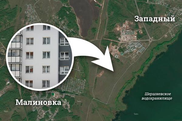 На землях банкрота возобновят строительство жилья