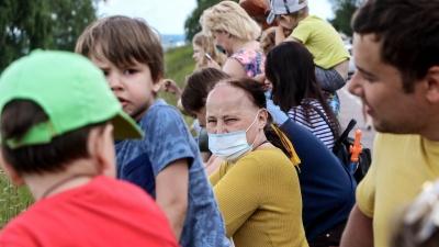 124 нижегородца заразились коронавирусом за последние сутки