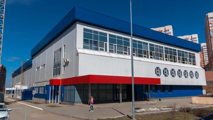Глава Минстроя назвал причину простоя спорткомплекса «МТЛ-Арена-2»