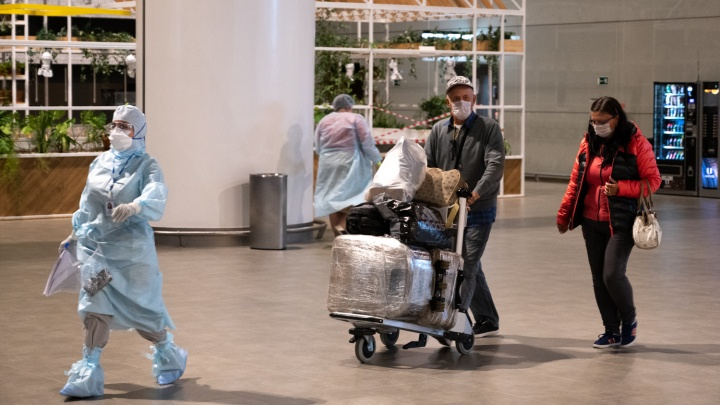 Как застрявших в Таиланде ростовчан эвакуировали домой: большой репортаж из Платова