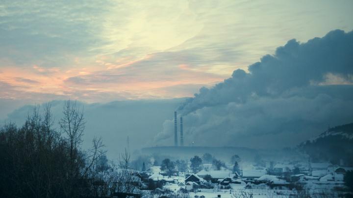 В Кузбассе уже 12 дней длится режим «черного неба». Роспотребнадзор проанализировал воздух
