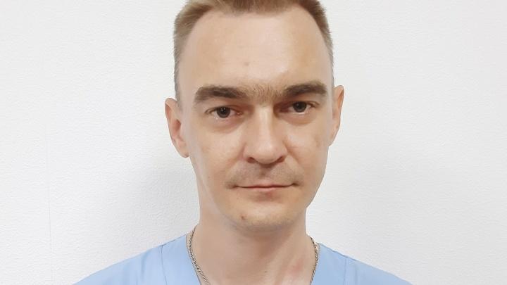 На балконе Николаевской ЦРБ нашли тело врача-терапевта