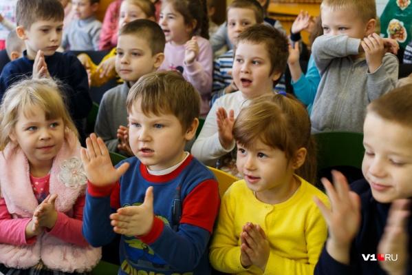 Полностью откроют детские сады не сразу