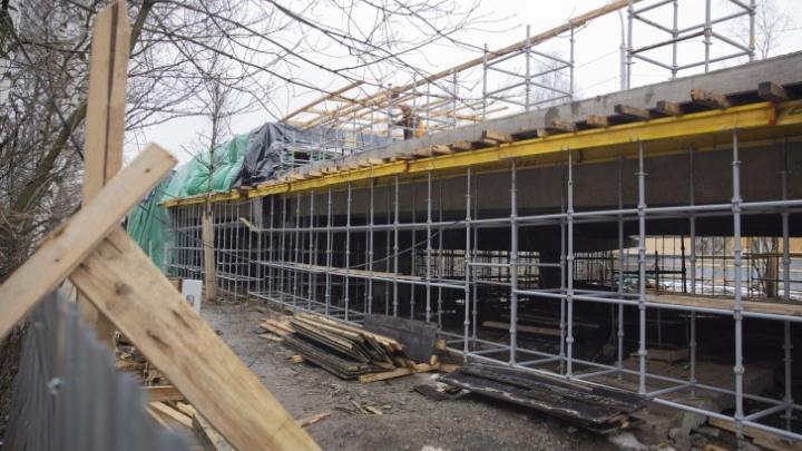 В мэрии извинились: сроки открытия Добрынинского путепровода сдвигают в третий раз