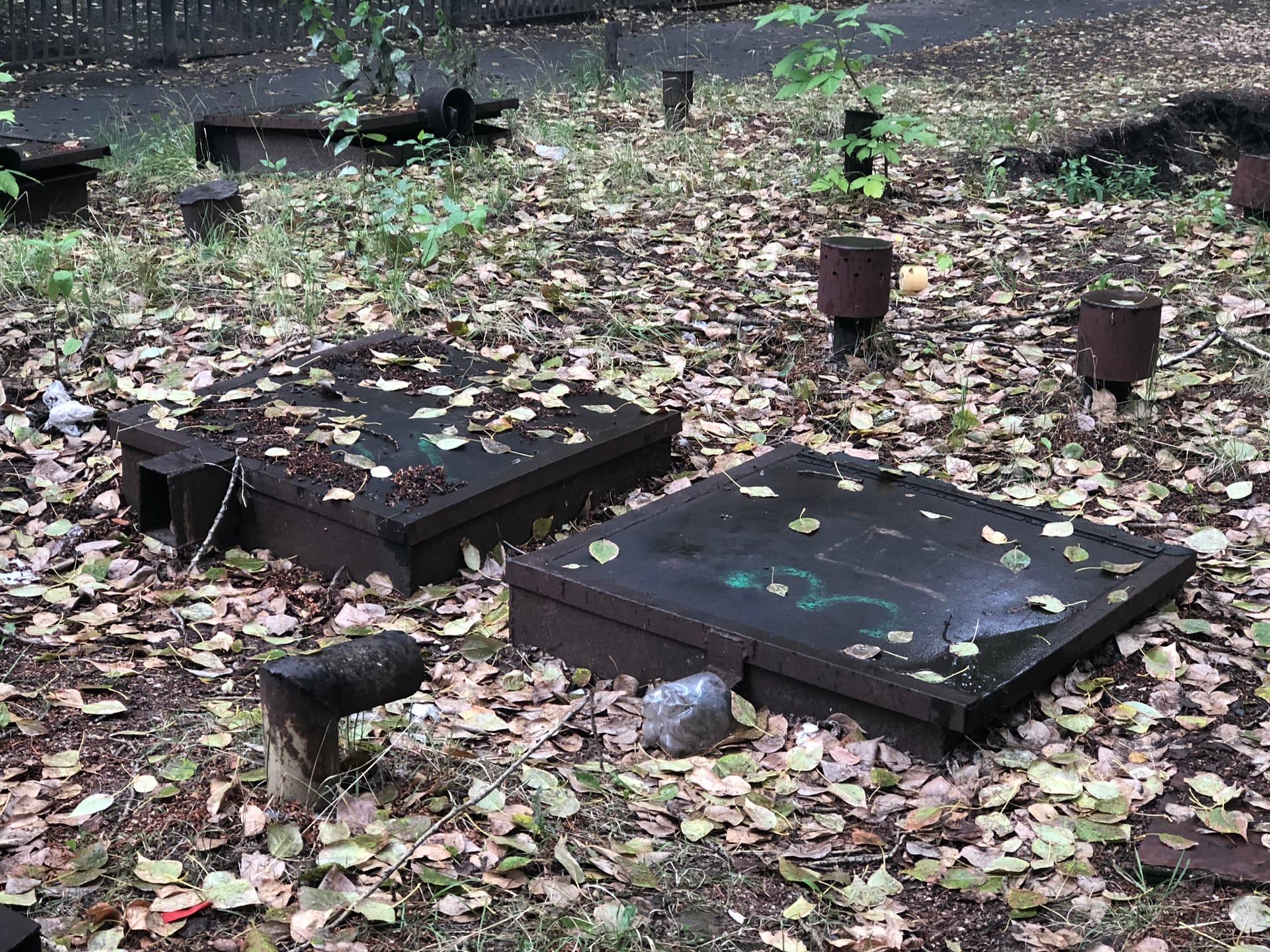 Люди, приезжающие в Тюмень из других больших городов, всегда удивляются, когда видят погреба