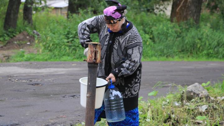 В ночь с 8 на 9 октября в Северном округе Архангельска полностью отключат воду