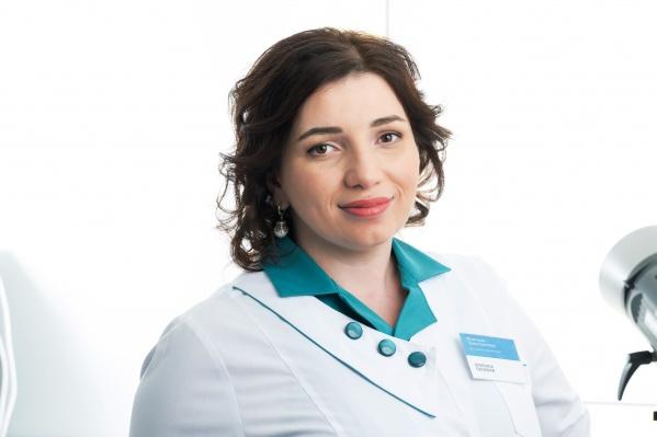 Зарема Ибрагимова, сердечно-сосудистый хирург первой категории