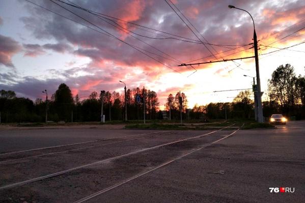 Мэр Ярославля пообещал продлить трамвайную ветку, по которой