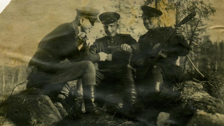 «За встречу выпили трофейное шампанское»: продолжаем цикл историй красноярцев о войне