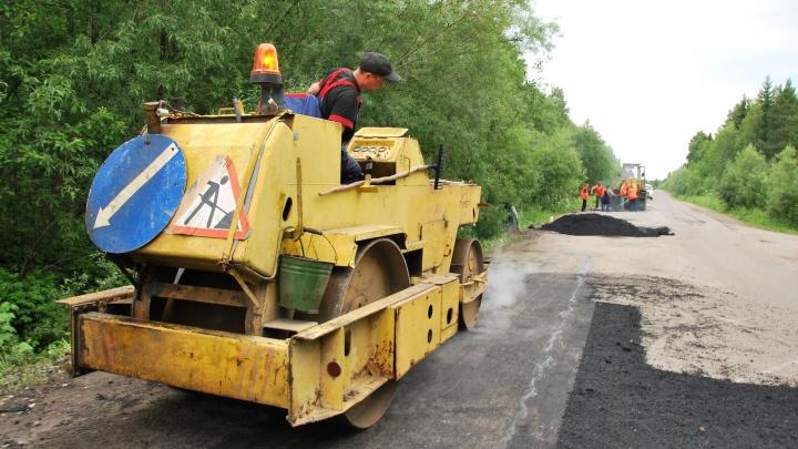 710 миллионов на 43 километра. Где в районах Архангельской области отремонтируют дороги?