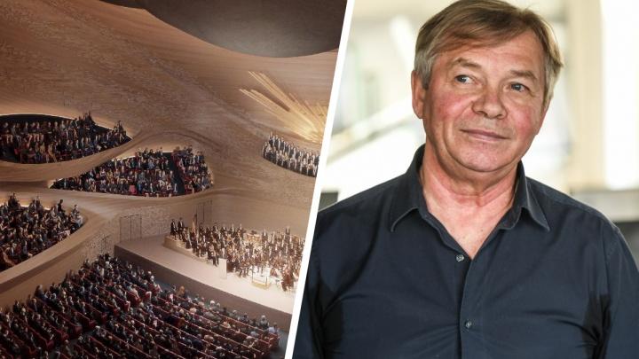 «Новое здание филармонии не уничтожит сад Вайнера»: интервью с партнером бюро Захи Хадид