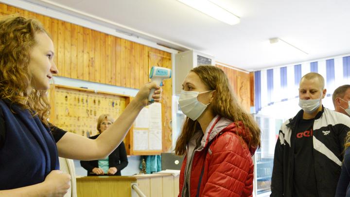 Как должны правильно измерять температуру в школах Архангельской области и куда жаловаться