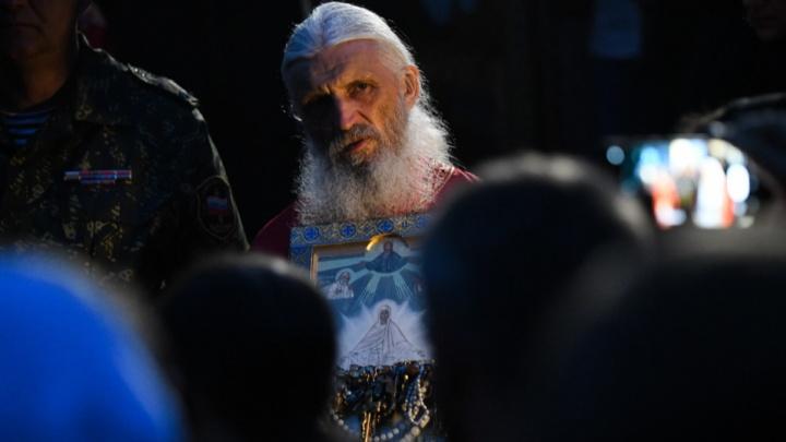 Отправленный в СИЗО отец Сергий отказался от еды и воды, но не называет это забастовкой
