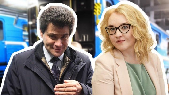 Гуляем по депо: мэр Екатеринбурга в прямом эфире ответит на вопросы читателей E1.RU
