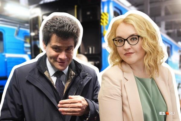 Александр Высокинский расскажет об устройстве метро в Екатеринбурге