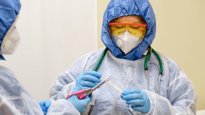 В Прикамье выявили 170 новых зараженных коронавирусом