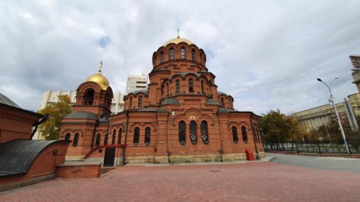 Мужчина попытался зайти с ножом в новосибирский собор — его задержала Росгвардия