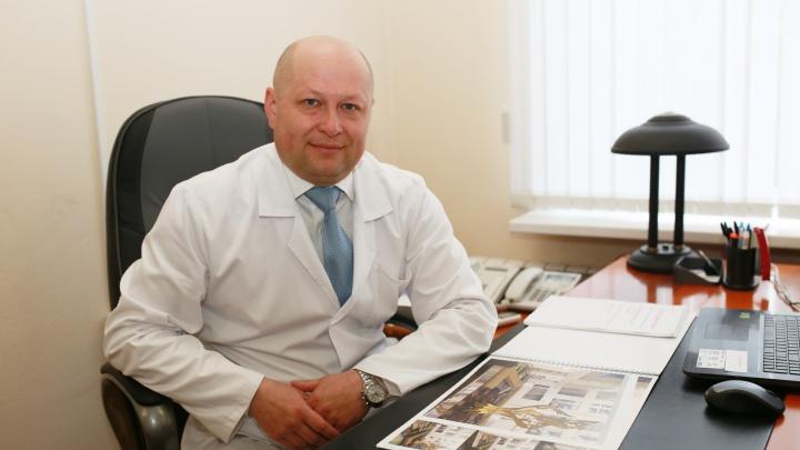 «ИВЛ — не приговор»: главврач госпиталя ветеранов рассказал, как лечат коронавирус в Ярославле