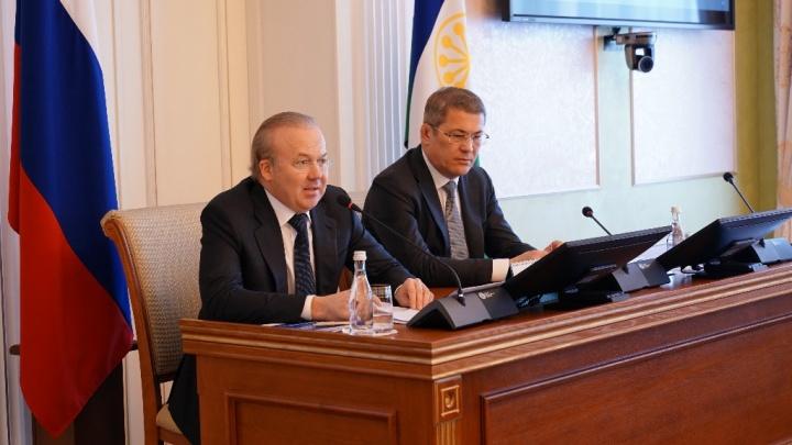 «Башфармация» vs «Почта России»: руководители двух предприятий повздорили из-за масок на совещании в правительстве