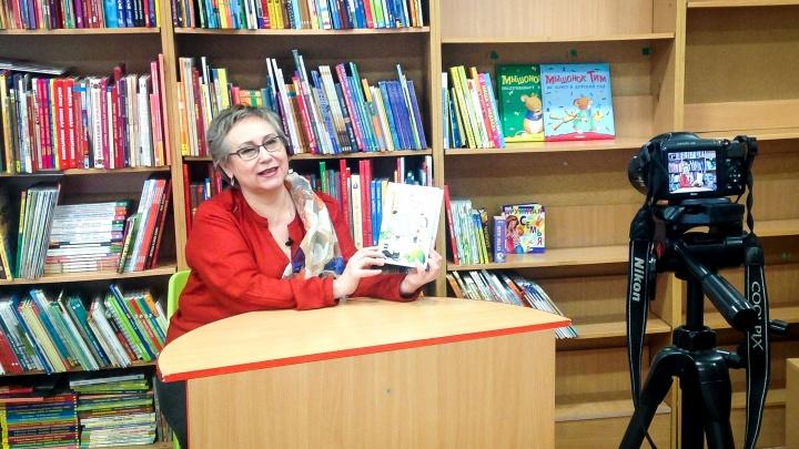 Сказки по телефону, авторские чтения и мастер-классы: идём в нижегородские библиотеки онлайн