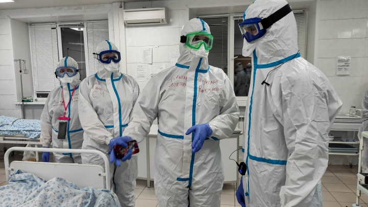 Давид Мелик-Гусейнов заявил об изменении системы выплат медикам за работу с ковид-больными