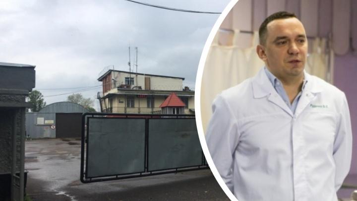 УФСИН предоставит видео из колонии, где нашли мертвым бывшего директора комбината социального питания