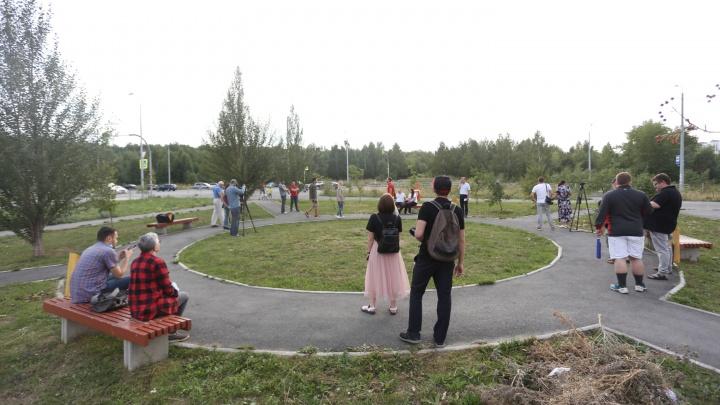 Челябинцы не пришли на встречу с чиновниками, чтобы отстоять лес, отданный под хоккейный центр