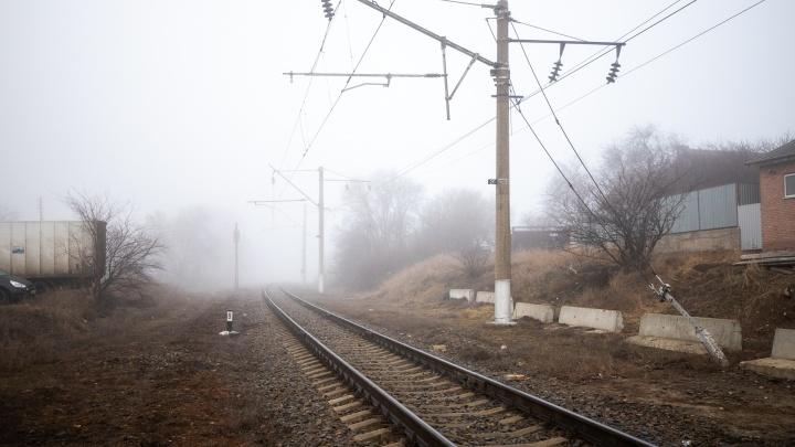 В Ростове женщина погибла под колесами поезда
